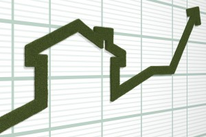 Prices of homes in the U.S. going up